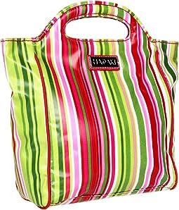 Hadaki - Jazz Stripes - Insulated Coated Lunch Pod