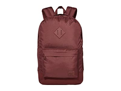 Herschel Supply Co. Heritage Mid-Volume Light (Plum) Backpack Bags