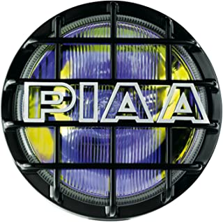 PIAA 5293 520 Series Ion Crystal Black Driving Lamp - Set of 2