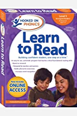 Hooked on Phonics Learn to Read - Level 3: Emergent Readers (Kindergarten | Ages 4-6) (3) Paperback