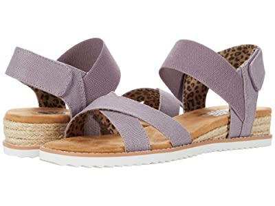 BOBS from SKECHERS Desert Kiss Secret Picnic (Mauve) Women