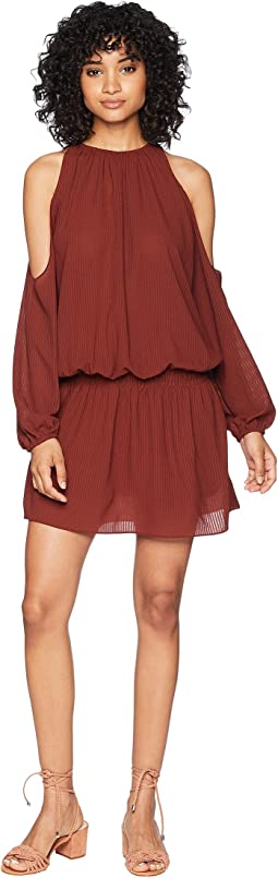 Dropwaist Mini Dress