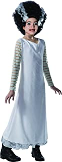Rubie's Child's Costumes and Accessories Universal Monsters Bride of Frankenstein Costume (pack of 1)