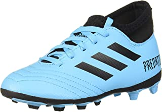 adidas Kids' Predator 19.4 S Firm Ground Soccer Shoe