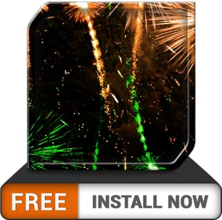 Firework Bursts HD FREE - Get fresh and chill with the amazing app on your HDR 4K TV and fire devices as a wallpaper & theme for mediation & peace