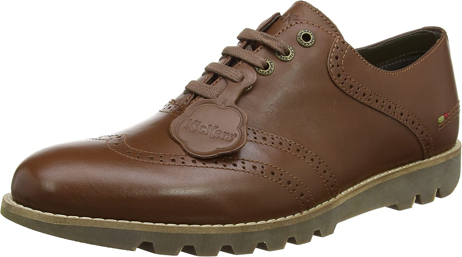 Kickers Men's Kymbo Classic Brogue Lthr Am Mid