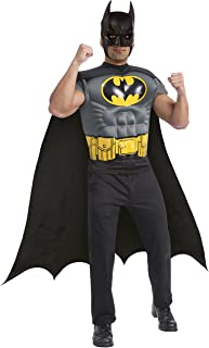 Rubie's Costume Co Batman Muscle Chest Top with Cap and Mask