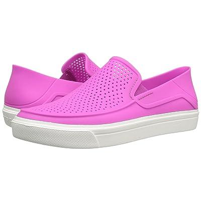 Crocs CitiLane Roka Slip-On (Vibrant Violet) Women