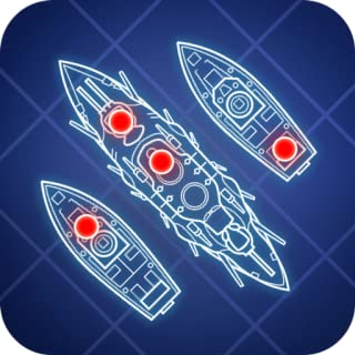Fleet Battle: Battle Series - a Sea Battle game! Fast-paced naval warfare! (singleplayer + local and online multiplayer)