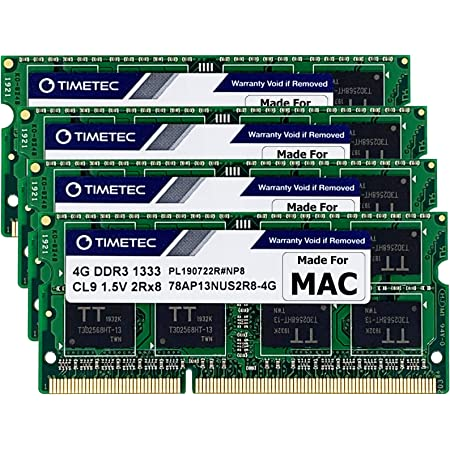 PARTS-QUICK BRAND 4GB Memory Upgrade for HP Omni 220-1028cn PC3-10600 1333MHz DDR3 SODIMM RAM