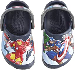 Crocs Kids FunLab Avengers Multi Clog (Toddler/Little Kid)