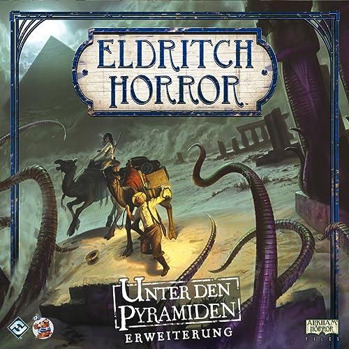HSV ElTroisich Horror   sous Les Pyramides   HE896