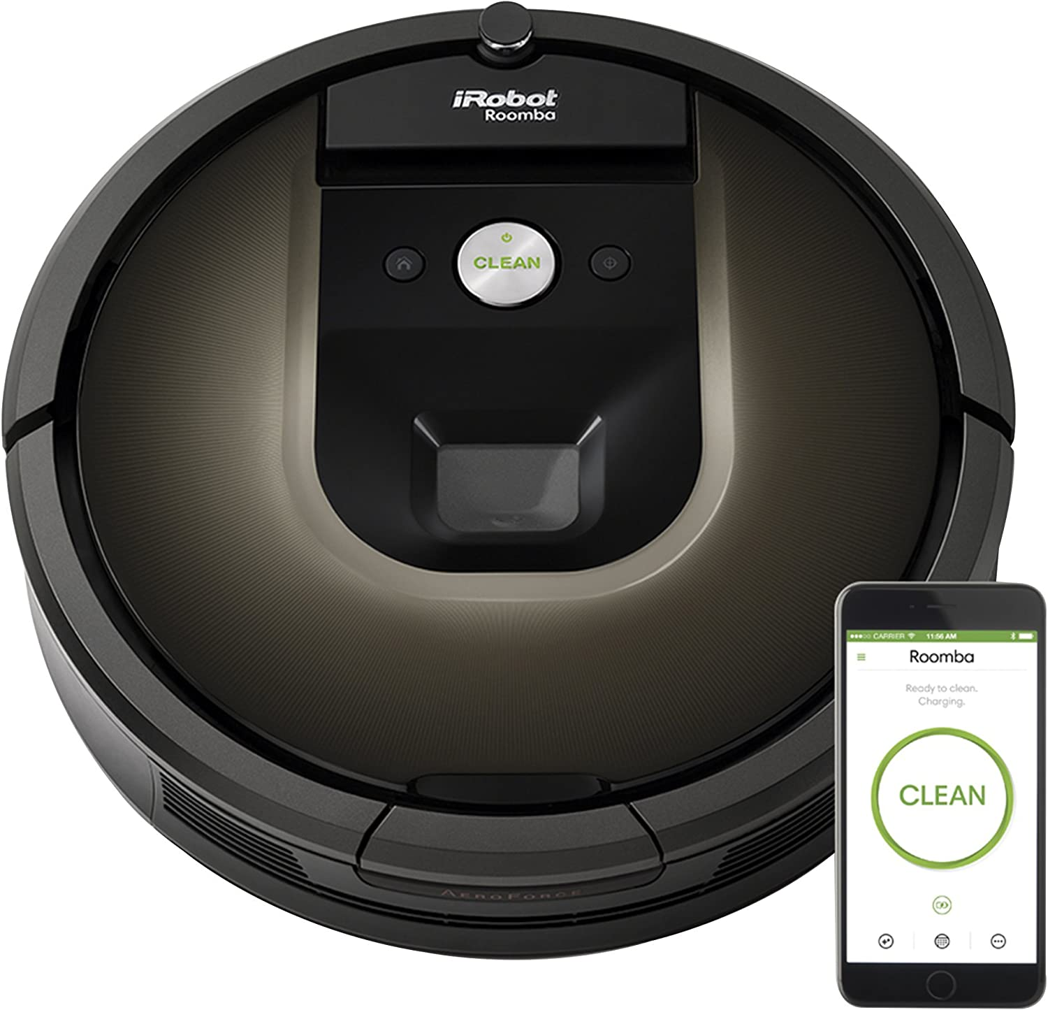 Roomba 980 the Black Friday