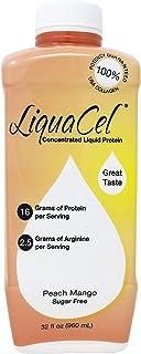 Liquacel Liquid Protein Sugar Free Peach Mango 1 X 32oz Bottle