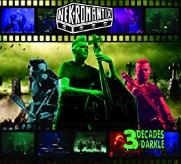 Nekromantix 30th Anniversary Concert Deluxe Blu-ray, DVD, CD Package arrives October 11 from MVD Entertainment