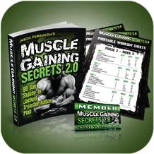 muscle gaining secrets workouts