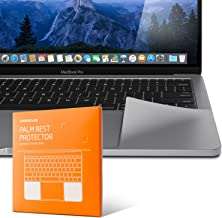 """UPPERCASE Premium Palm Rest Protector Skin Cover Set for MacBook Pro 16"""" Space Grey (2019 MacBook Pro 16 with Apple Model ..."""