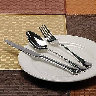 Luxe Or Couvert 3 pièces Maindinner couteau fourchette cuillère Steel Vaisselle inoxydable Vaisselle Dîner de cuisine outi...