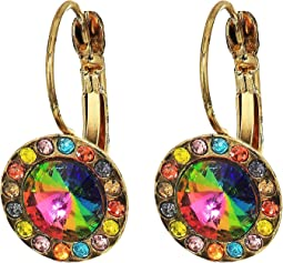 Steve Madden - Casted Circle Fishhook Earrings