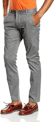 Dockers Herren Hose Alpha Original Khaki Skinny-taperot Twill
