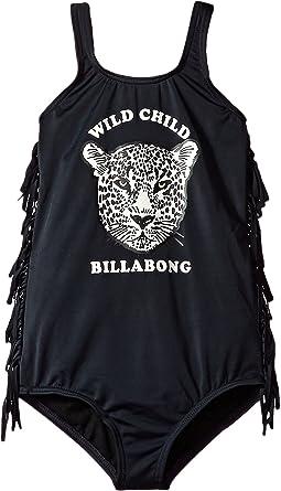 Billabong Kids - Wild Roar One-Piece (Little Kids/Big Kids)