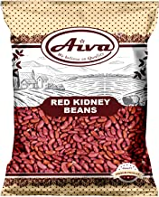 AIVA – Dark Red Kidney Beans | 4 lb (1.814 kg) | (100% Natural and Vegetarian) |..