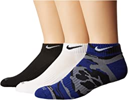 Dri-Fit Cushion Low Cut Socks 6-Pair