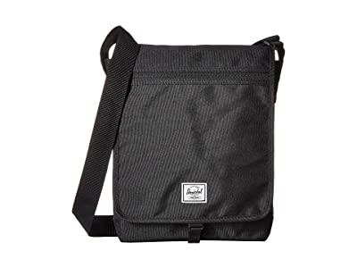 Herschel Supply Co. Lane (Black) Messenger Bags