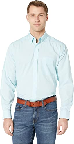 Wrinkle Free Solid Pinpoint Oxford