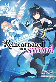 Reincarnated as a Sword (Light Novel) Vol. 3
