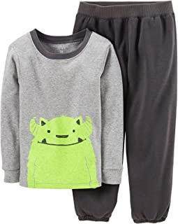 Carters Baby Boys 2 Pc Fleece 327g132