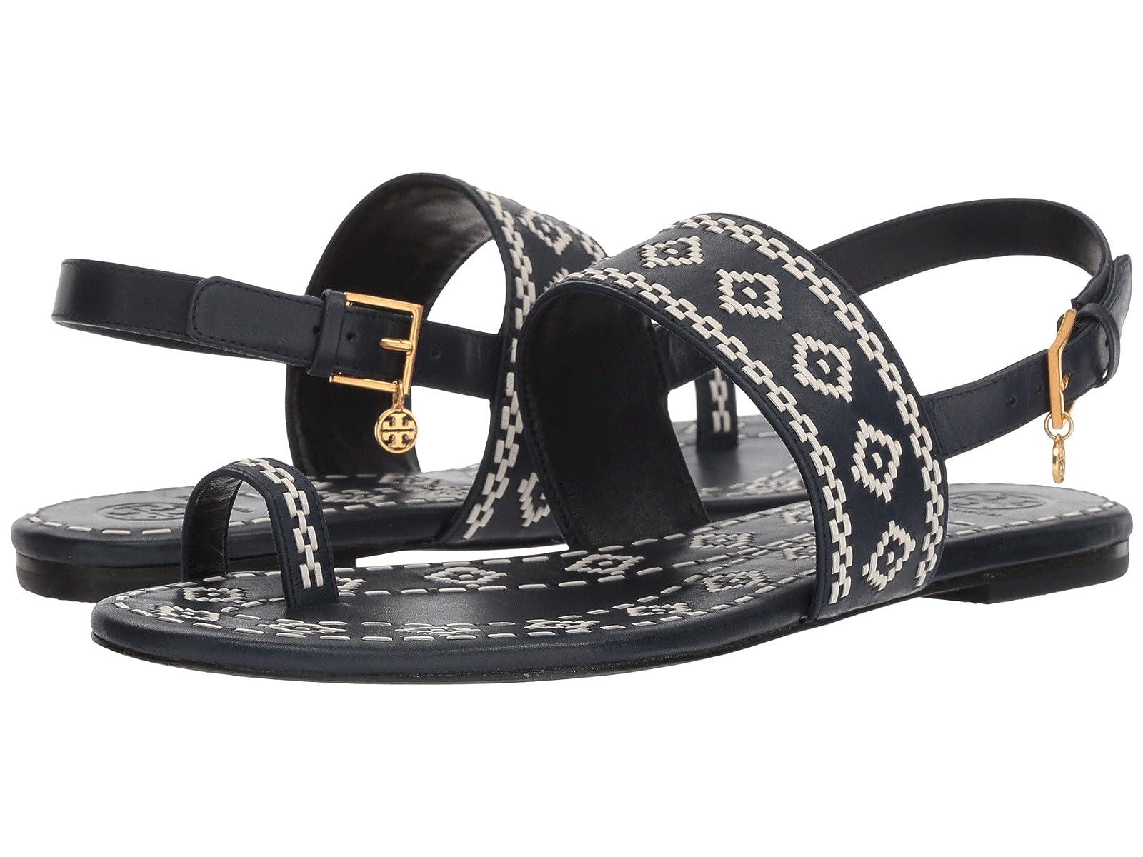 Tory Burch Blake Ankle-Strap SandalCheap and distinctive eye-catching shoes
