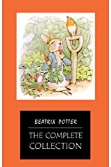 BEATRIX POTTER Ultimate Collection - 23 Children's Books With Complete Original Illustrations: The Tale of Peter Rabbit, The Tale of Jemima Puddle-Duck, ... Moppet, The Tale of Tom Kitten and more Kindle Edition