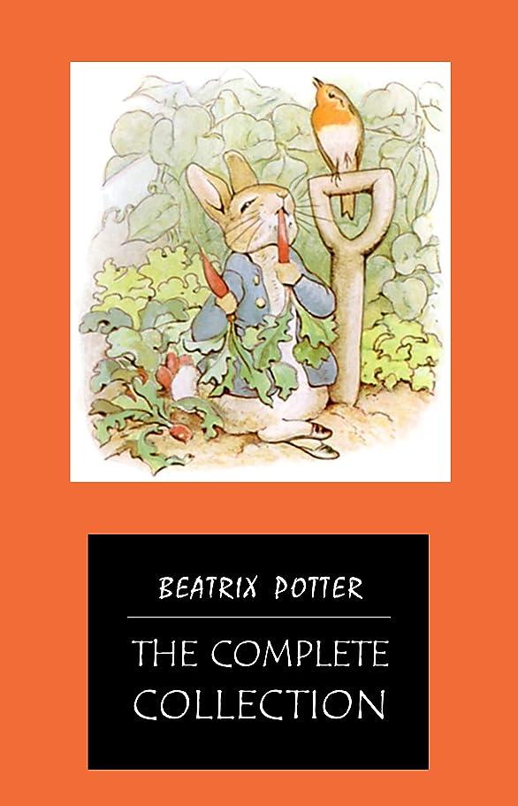 パレード深遠好戦的なBEATRIX POTTER Ultimate Collection - 23 Children's Books With Complete Original Illustrations: The Tale of Peter Rabbit, The Tale of Jemima Puddle-Duck, ... of Tom Kitten and more (English Edition)