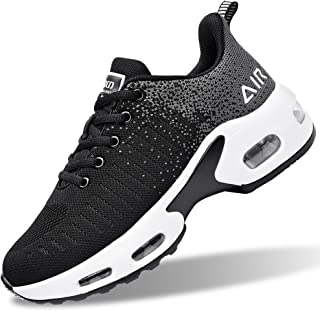 Womens Air Athletic Running Sneakers Fashion Breathable...
