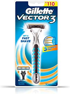 Gillette Vector 3 Manual Shaving Razor