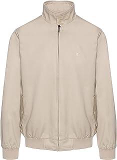 merc of London The Harrington Jacket Beige