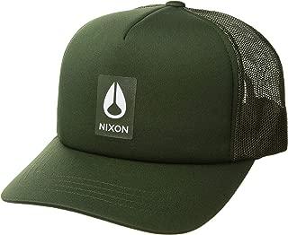 Men's Badge Foam Trucker Hat