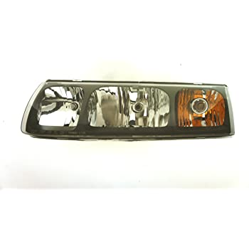 Genuine Acura Parts 33150-SP0-A03 Driver Side Headlight Assembly Composite