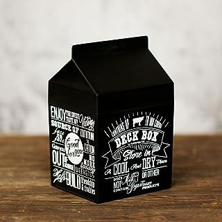 KakapopoTCG Deck-Fast (Black): Deck Box, Dice Box, MTG Magic The Gathering Pokemon Yugioh DND Dice Set Arkham Horror DND S...