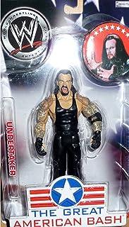 the UNDERTAKER - WWE Wrestling Pay Per View PPV 10 the Great American Bash Figure by Jakks by Jakks Pacific