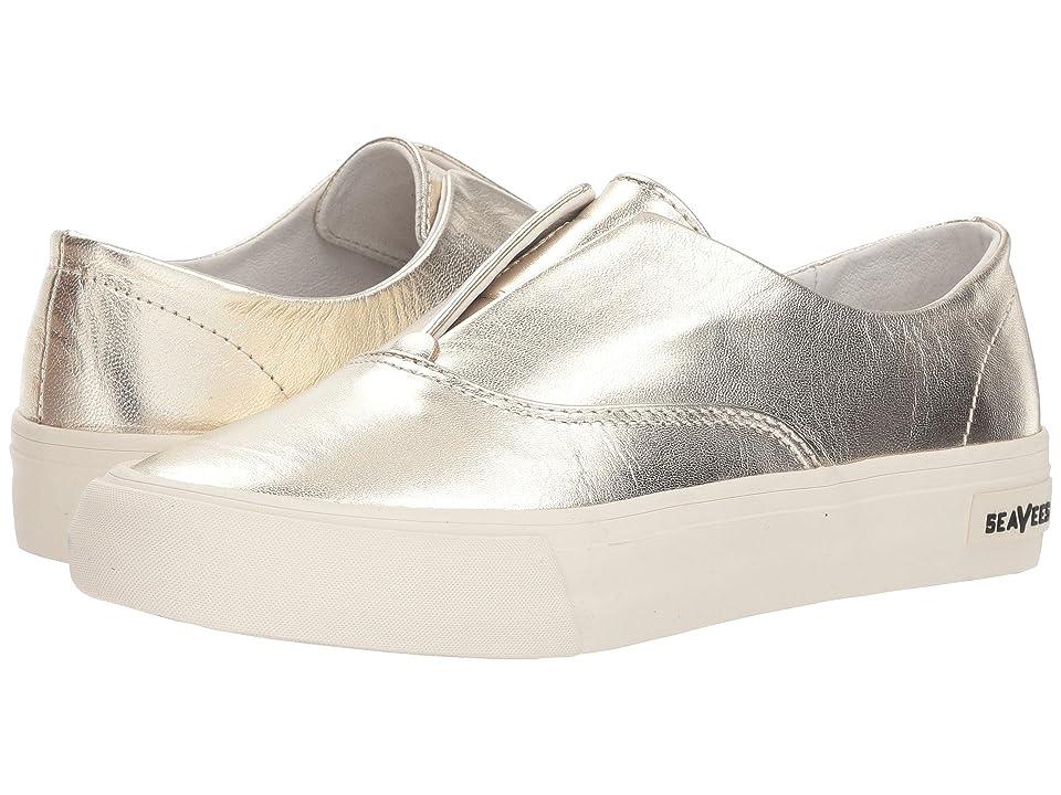 SeaVees Sunset Strip Sneaker (Gold) Women