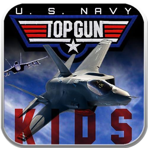 US Navy Top Gun Kids
