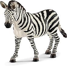 Schleich Zebra Mare Toy Figure