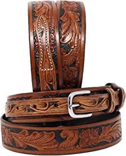 hand tooled ranger belts