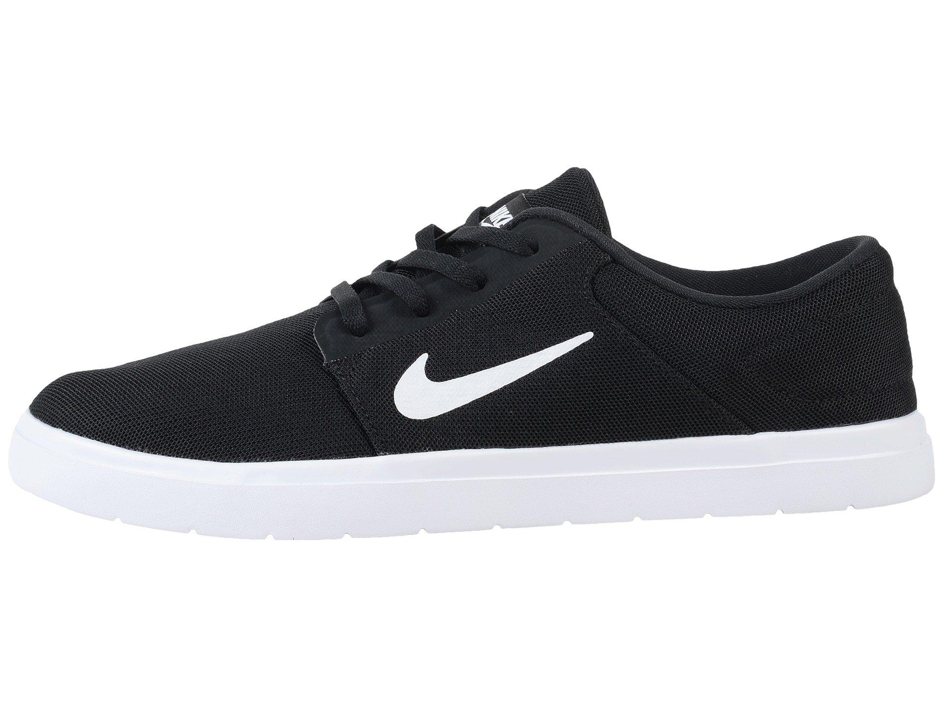 Nike Sb Portmore Ultralight Mesh Shoes Amazon