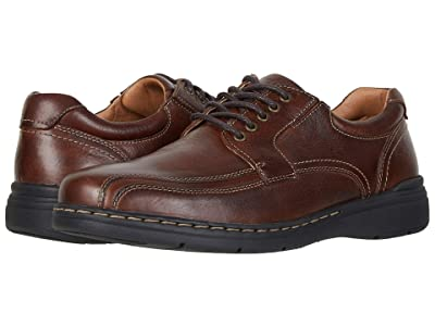 Dockers Maclaren (Briar Soft Tumbled Full Grain) Men