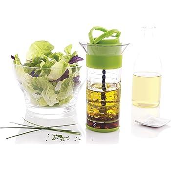 mastrad F26908 Toupie des Sauces Silicone + Acier Inoxydable Vert