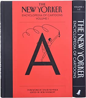 New Yorker Encyclopedia of Cartoons: A Semi-Serious A-To-Z Archive