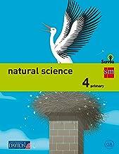 Natural science. 4 Primary. Savia - 9788415743736